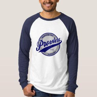 Vintage Prowlers Baseball T-Shirt