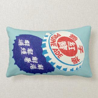Vintage Prune Juice Pillow