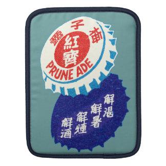 Vintage Prune Juice Sleeves For iPads