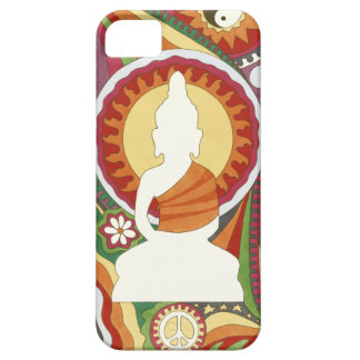 Vintage Psychedelic Buddha iPhone SE/5/5s Case