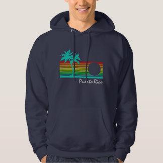Vintage Puerto Rico - Distressed Design Sweatshirt
