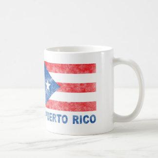 Vintage Puerto Rico Mug