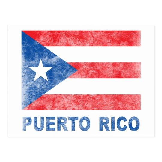 Vintage Puerto Rico Postcard