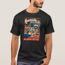 VINTAGE PULP MAGAZINE COVER T-Shirt