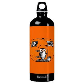 Vintage Pumpkin House Owl SIGG Traveler 1.0L Water Bottle
