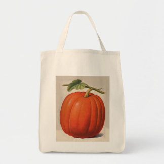 Vintage Pumpkin Tote Bag