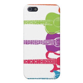 Vintage Punk Guitar iPhone Case iPhone 5 Cover