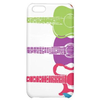 Vintage Punk Guitar iPhone Case iPhone 5C Case