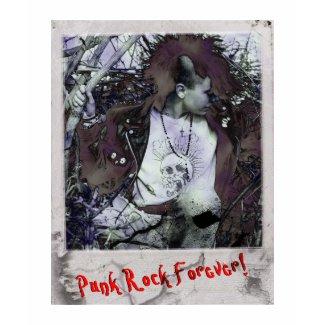 Vintage Punk Rock Forever shirt
