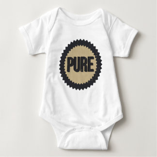 Vintage Pure sign Baby Bodysuit