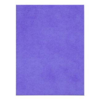 Vintage Purple Paper Parchment Background Template Photo Print