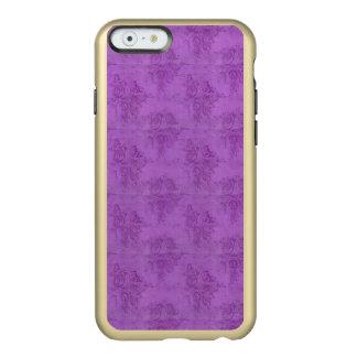 Vintage Purple Roses Incipio Feather Shine iPhone 6 Case