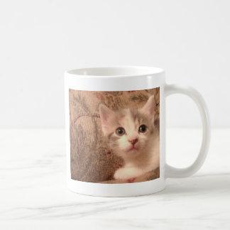 Vintage Pussycat Coffee Mug