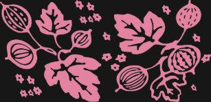 72feaf35ce27f Vintage Pyrex Pattern - Gooseberry (Pink) T-Shirt