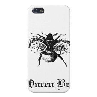 Vintage Queen Bee iPhone SE/5/5s Cover