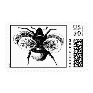 Vintage Queen Bee Postage