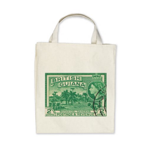 Vintage Queen Elizabeth Guiana Bags