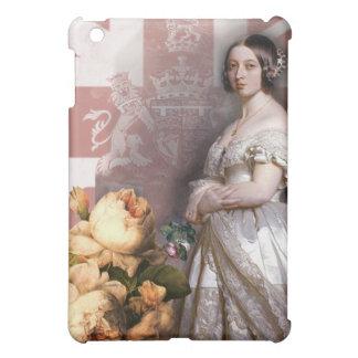 Vintage Queen Victoria iPad Mini Cover
