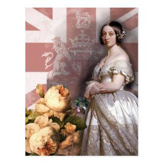 Vintage Queen Victoria Postcards