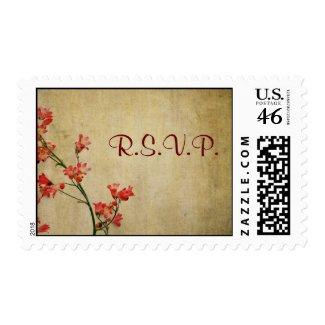 Vintage R.S.V.P. Postage
