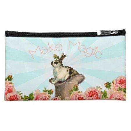 And Roses Makeup Bag