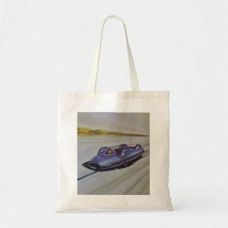 Vintage Racing Car Bag