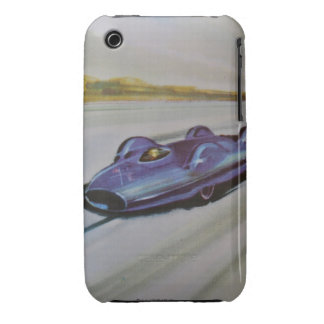 Vintage Racing Car iPhone 3G/3GS Case-Mate iPhone 3 Cases