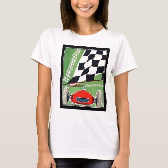 Vintage Racing Car Shirt