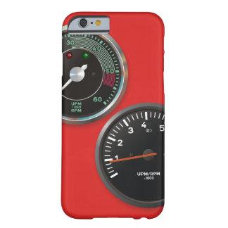 Vintage racing instruments: Classic car gauges iPhone 6 Case