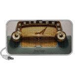 Vintage Radio - Classic Travelling Speaker