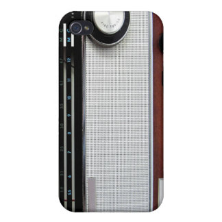 Vintage Radio iPhone 4 4S Case Cover