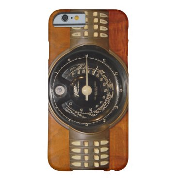 Vintage Radio iPhone 6 Case