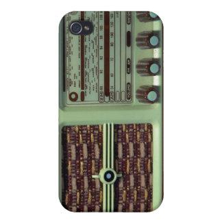 Vintage Radio iPhone Retro Case For iPhone 4
