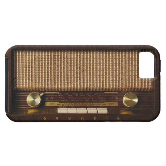 Vintage Radio iPhone SE/5/5s Case