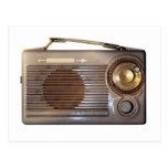 Vintage Radio Post Cards