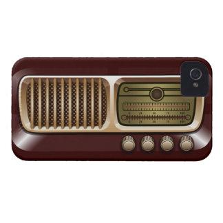 Vintage Radio Receiver Blackberry Bold Case