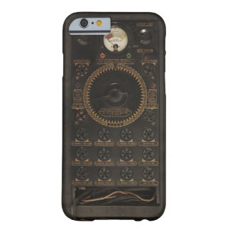 Vintage Radio Vol.2 Barely There iPhone 6 Case