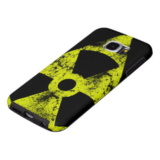 Vintage Radioactive Samsung Galaxy S6 Case