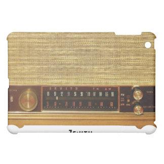 Vintage Radios in Wood iPad Mini Cases