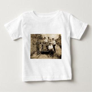 Vintage Rail Crew circa 1890s-1910 Baby T-Shirt