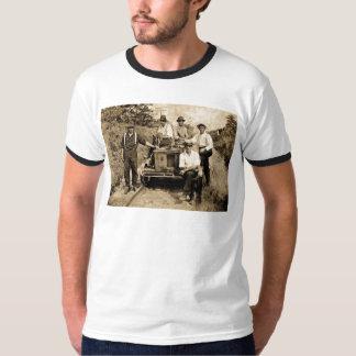 Vintage Rail Crew circa 1890s-1910 T-Shirt
