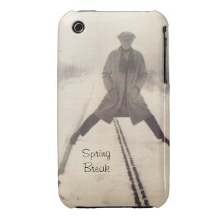 Vintage Railroad Photo c 1920s iPhone 3G/3GS Case