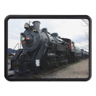 Vintage Railroad Steam Train Trailer Hitch Cover
