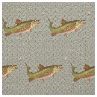 Fisherman fabric zazzle for Rainbow fish fabric