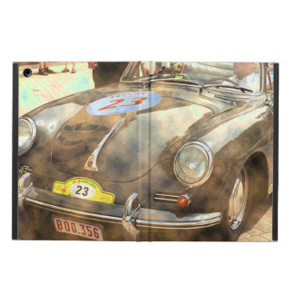 Vintage Rally Car Cover For iPad Air