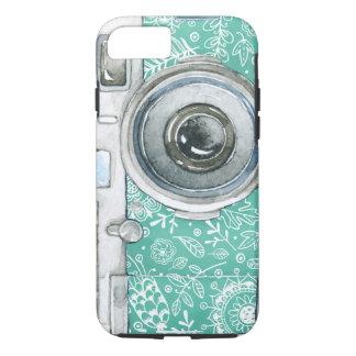 Vintage range finder Camera iPhone 7, Tough iPhone 7 Case