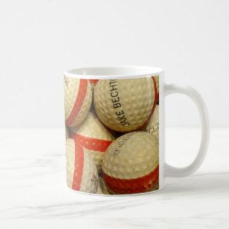 Vintage - Range Golf Balls Classic White Coffee Mug