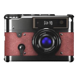 Vintage rangefinder camera #2 iPad mini cases