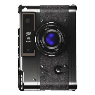 Vintage rangefinder camera #3 iPad mini case