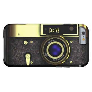 Vintage rangefinder camera tough iPhone 6 case